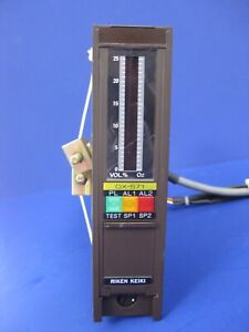 Riken Keiki Gas Indicator Ox 571 Oxygen Analyzer 0 25 O2 Used