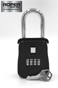 Key Lock Box For Municipality School Systems Door Hanger