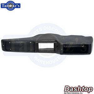69 72 Gto Automatic Replacement Center Console Shell