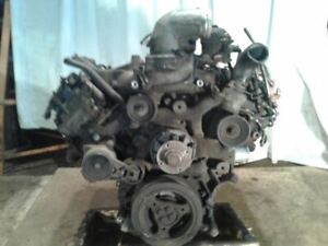 Engine 2005 Ford F250sd 6 0l Diesel Motor 168k Badly Burnt 400 Core Charge