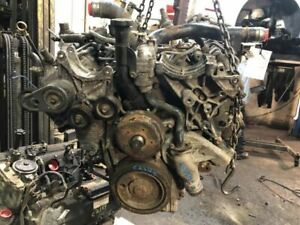 Engine 04 2004 Chevy Silverado 2500 6 6l Turbo Diesel 146k 350 Core Charge