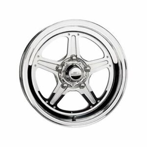 Billet Specialties Street Lite Polished Wheel 15 x7 5x4 75 Bc Rs035706145n