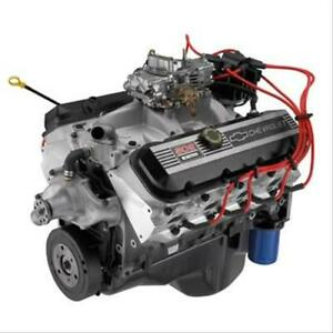 Chevrolet Performance Zz502 C I D Deluxe Engine Assembly 19331579