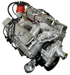 Atk High Performance Gm 383 Stroker 500hp Stage 3 Crate Engine Hp55c