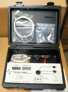 Diesel Tach Timing Tester Dti 3300 S W Case And Instructions 5180 01 186 3114