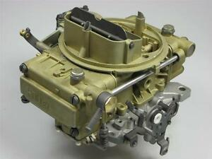 Holley 4bbl Carburetor Remanufacturing Service Tested And Tuned 182 1850 grr