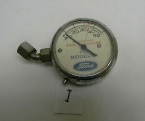 1928 1929 1930 1931 Model A Ford Tire Pressure Gauge Original