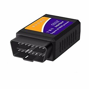Kingbolen Wifi Obd2 Obdii Auto Diagnostic Scanner Tool Adapter For Iphone Androi