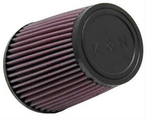 K n Air Filter Filtercharger Conical Cotton Gauze Red 3 5 Dia Inlet Ea Ru 3550