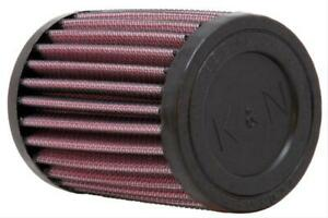 K n Air Filter Filtercharger Round Straight Cotton Gauze Red 1 5 Dia Inlet