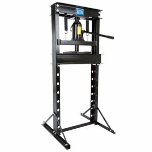 Black Widow Bd press 20h 20 Ton Hydraulic Shop Press