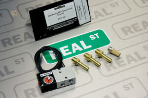 Speedfactory 4 Port Boost Control Solenoid Kit For External Wastegates Only