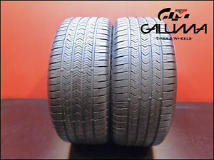 2 Two Tires Nice Goodyear 245 40 19 Eagle Ls2 Runflat 98v Oem Bmw 49526