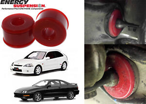 Energy Suspension 16 7106r Trailing Arm Bushings For 88 2000 Civic 94 01 Integra