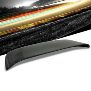 Black Spoon Style Rear Spoiler wing For Honda 96 00 Civic Ek ej 3dr Hatchback