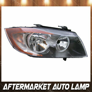 Right Passenger Side Head Lamp Headlight For 2006 2006 Bmw 330xi