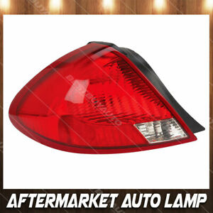 Left Driver Side Rear Lamp Tail Light For 2000 2003 Ford Taurus
