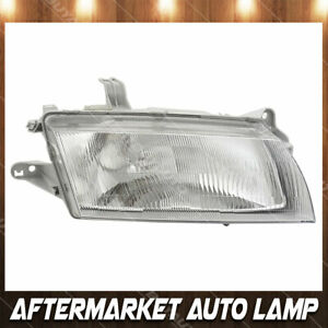 Right Passenger Side Head Lamp Headlight For 1997 1998 Mazda Protege