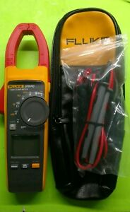 Fluke 375 Fc True rms Ac dc Clamp Meter Used
