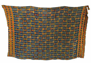 Kente Handwoven Cloth Large Asante Ghana African Art