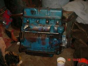 Original Ford 800 900 4000 Tractor Running 172 Engine Motor 6015j