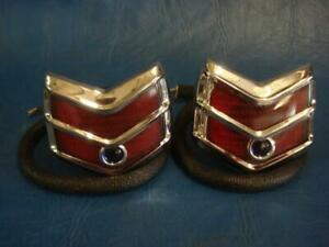 1940 Ford Deluxe Taillights Street Hot Rod Pair 2 The Best Made In Usa