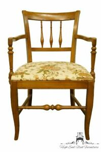 Drexel Heritage Country French Provincial Dining Arm Chair 904
