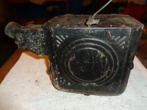 Vintage Car Model 61 Heater Box Under Dash Hot Rod Rat Rod