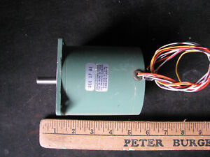 Sigma Stepper Motor 21 3437d 28547 1 8 Step 3 8 Shaft Nema 34