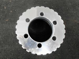 New 1 2 Pitch 28 Tooth Blower Supercharger Pulley Snout Hemi Gasser Chevy 6 71