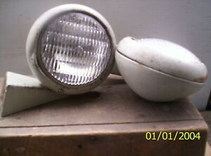 Ford Jubilee Tractor Headlights Farm Hot Rat Rod Vintage