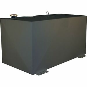 Better Built Steel Transfer Fuel Tank 100 gallon Rectangular