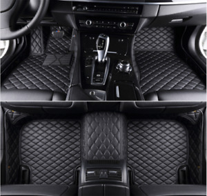 For 2001 2019 Ford Mustang All Models Luxury Custom Waterproof Floor Mats