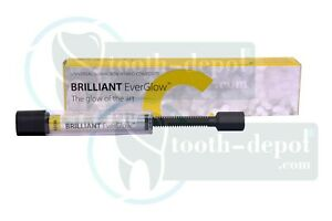 Coltene Whaledent Brilliant Ever Glow Universal Hybrid Dental Composite 60021830