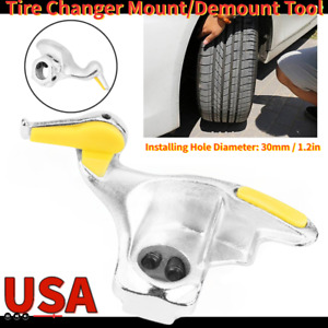 Stainless Car 30mm Wheel Tire Machine Changer Mount Demount Duck Head Tool Us