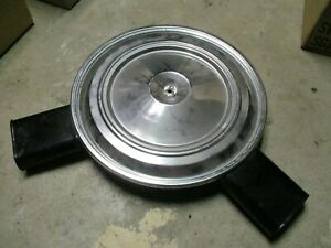 1970 71 72 Z28 L79 Chevrolet Dual Snorkel Air Cleaner Assembly
