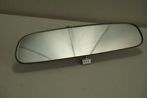 Vintage Oem 1964 1966 Ford Thunderbird Rearview Hanging Mirror W Adapter