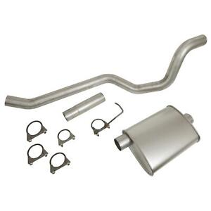 Summit Racing Cat Back Exhaust System Sum 640007