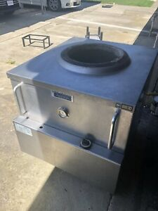 Shahi Iii Commercial Gas Stainless Steel Tandoor Clay Oven