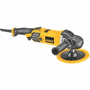 Dewalt Dwp849x 7 9 Electronic Polisher With Protective Cover