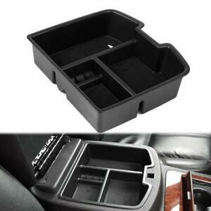Edbetos Full Size Gm Trucks Center Front Floor Console Organizer