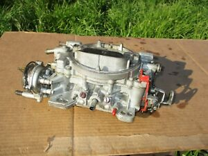 Carter 9636sa Competition Series Afb Carburetor 9636s Carb 625 Cfm Mopar Linkage