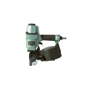 Metabo Hpt Nv65an 16 Degree 2 1 2 In Coil Pallet Nailer W Contact Trigger New
