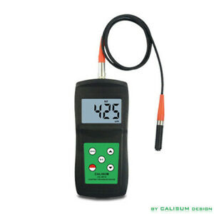 Meter Coating Thickness Gauge Probes Measure Varnish Layer Plastic Copper Cc4014