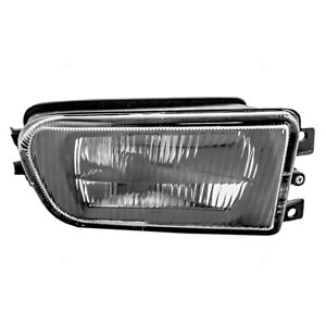 New Passengers Fog Light Lamp W Rectangular Lens Assembly Sae Bmw Z3 5 Series