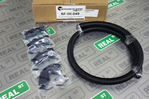Speedfactory Racing Tucked Radiator 16 An Hose And Fitting Kit For K J Series
