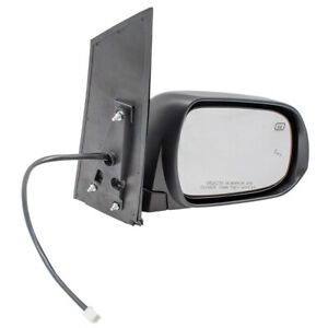 Passengers Power Side Mirror Heated Blind Spot Detection For 13 17 Toyota Sienna