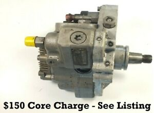 Diesel High Pressure Fuel Pump Hpfp 07 5 16 Dodge Ram 2500 3500 4500 Cummins Cp3