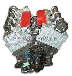 Reman 97 07 4 0 Ford Explorer Vin E K Sohc Long Block Engine