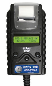Electronic Specialties Inc 726 Digital Battery Electrical System Analyzer